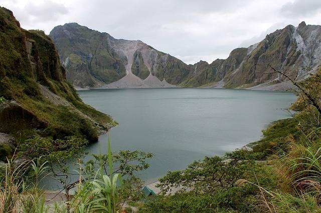 Philippines Mt Pinatubo Trekking - Free photo on Pixabay (709056)