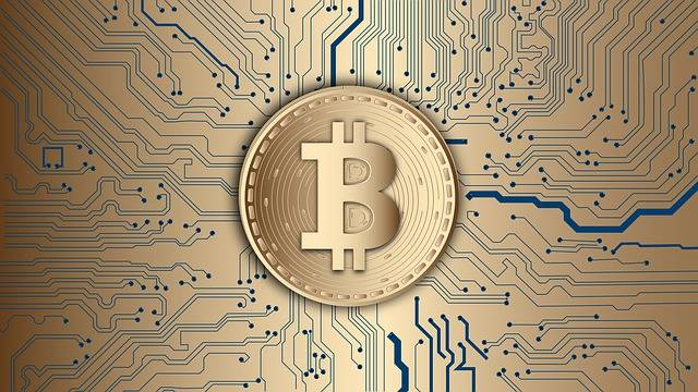 Bitcoin Currency Technology - Free image on Pixabay (709425)