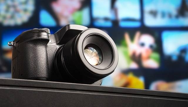 Photography Dslr Camera - Free photo on Pixabay (709524)
