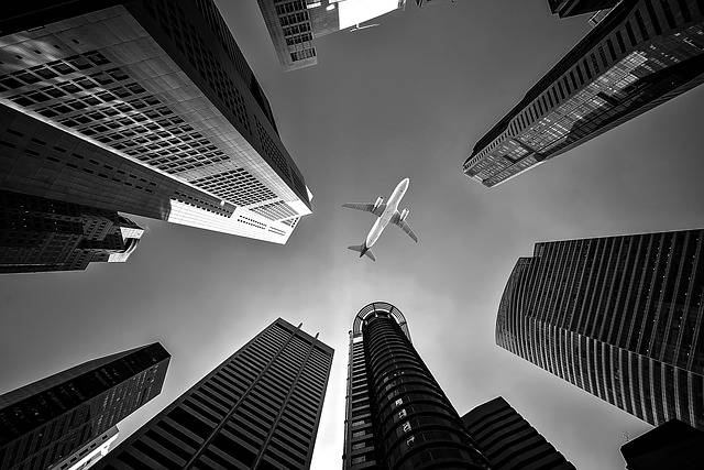 Airline Architecture Buildings - Free photo on Pixabay (709699)