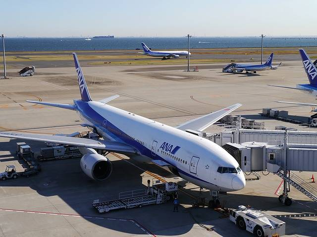 Haneda Airport - Free photo on Pixabay (709704)