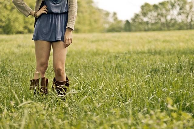 Countrygirl Girl Legs - Free photo on Pixabay (710528)