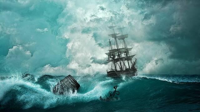 Ship Shipwreck Adventure - Free image on Pixabay (710786)