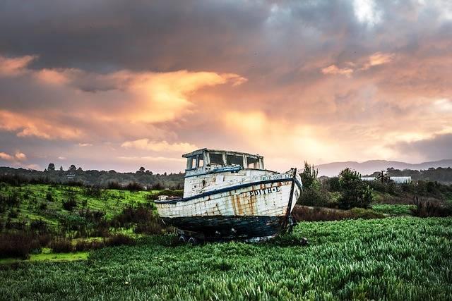 Fishing Boat Ship - Free photo on Pixabay (710796)