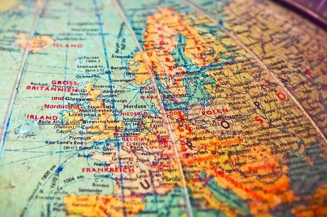 Globe Map Country - Free photo on Pixabay (710814)