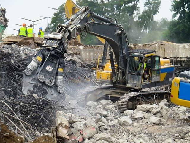 Crash Demolition Destroyed - Free photo on Pixabay (711550)