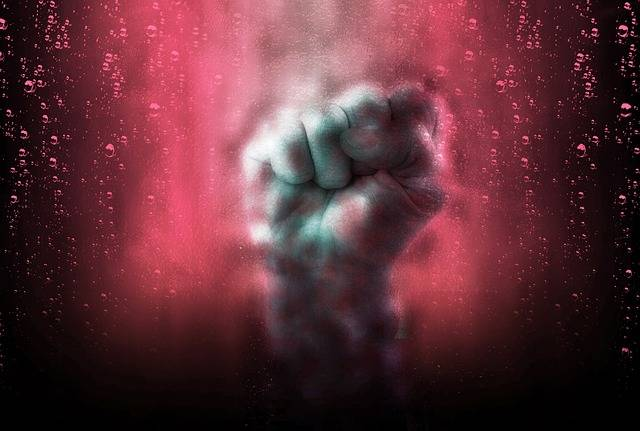 Hand Fear Despair - Free photo on Pixabay (711951)
