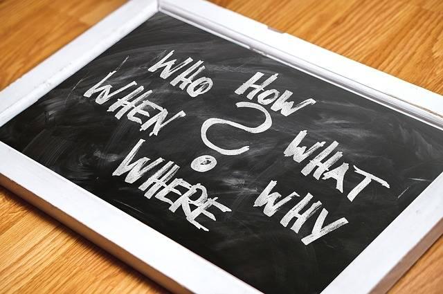 Questions Board Blackboard - Free photo on Pixabay (711955)