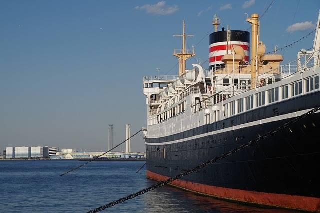 Yokohama Hikawa Maru Yamashita - Free photo on Pixabay (712991)