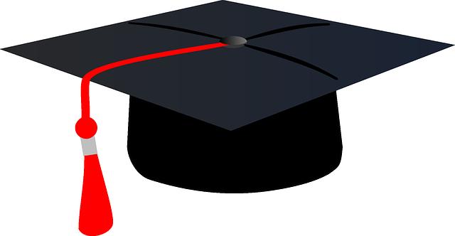Graduation Cap Hat - Free vector graphic on Pixabay (712997)
