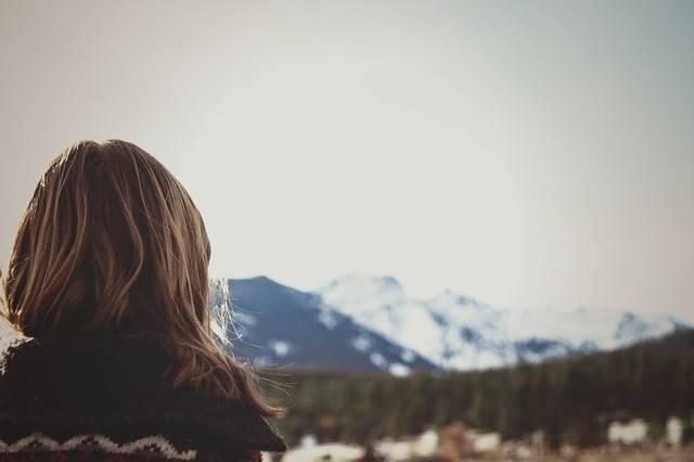 Woman Female Back - Free photo on Pixabay (712999)