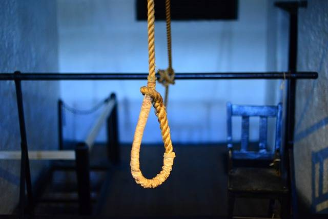 Suicide Hangman Noose Death - Free photo on Pixabay (713003)
