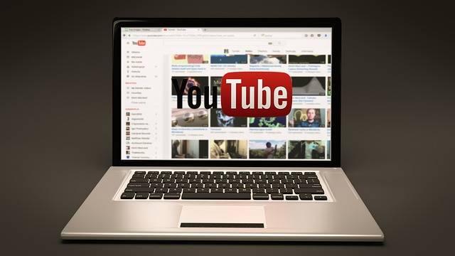 Youtube Laptop Notebook - Free photo on Pixabay (713833)