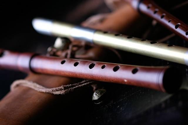 Whistle Music Woodwind - Free photo on Pixabay (714540)