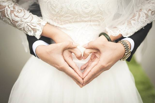 Heart Wedding Marriage - Free photo on Pixabay (714646)