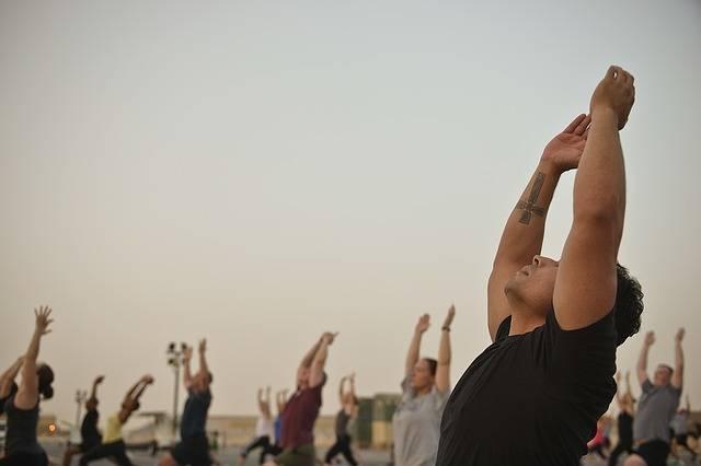 Men Yoga Classes Gym - Free photo on Pixabay (714985)