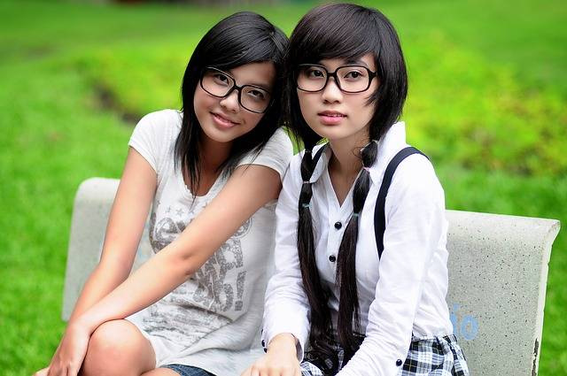 Girl Student Asian - Free photo on Pixabay (716067)