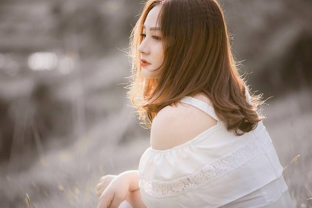 Girl Sunny Hair - Free photo on Pixabay (716133)