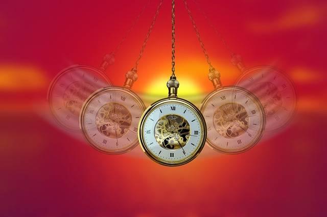 Hypnosis Clock Pocket Watch - Free photo on Pixabay (717782)