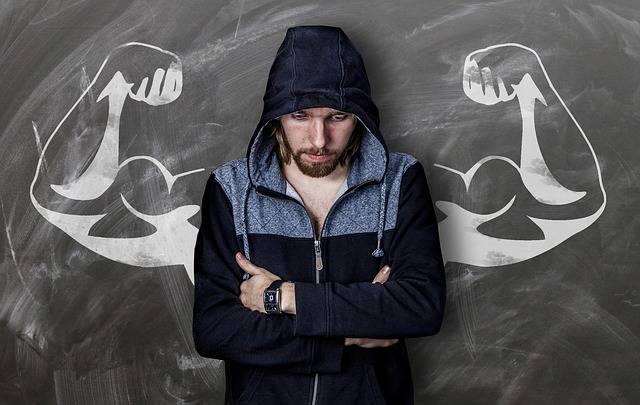 Man Board Drawing - Free photo on Pixabay (717786)