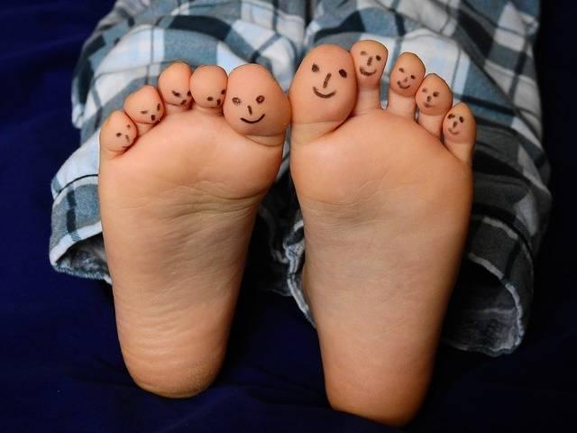 Feet Ten Barefoot - Free photo on Pixabay (717946)
