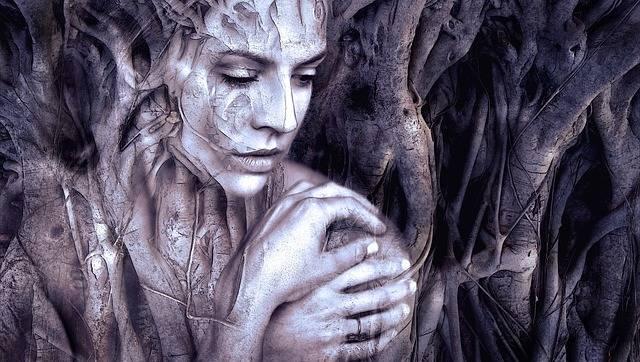 Composing Woman Fantasy - Free image on Pixabay (719284)