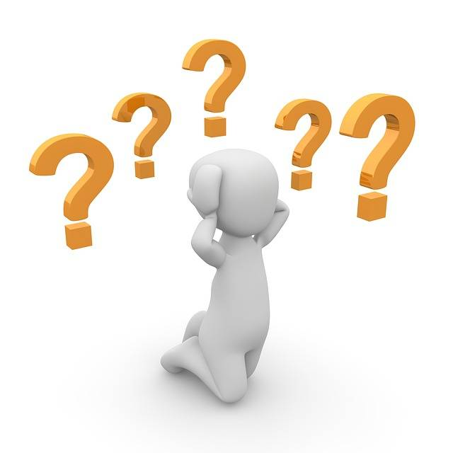 Questions Answers Question Mark - Free image on Pixabay (719324)