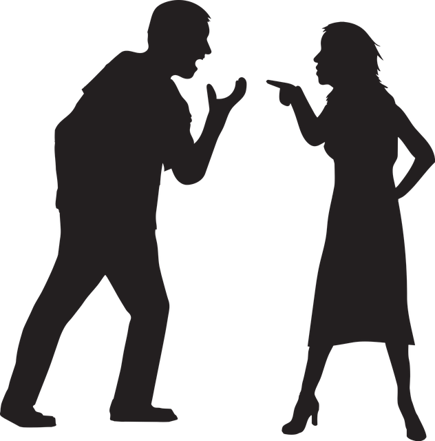 Silhouette Couple People Man - Free vector graphic on Pixabay (719782)