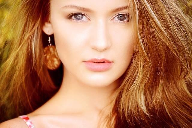Portrait Woman Girl Beautiful - Free photo on Pixabay (722585)