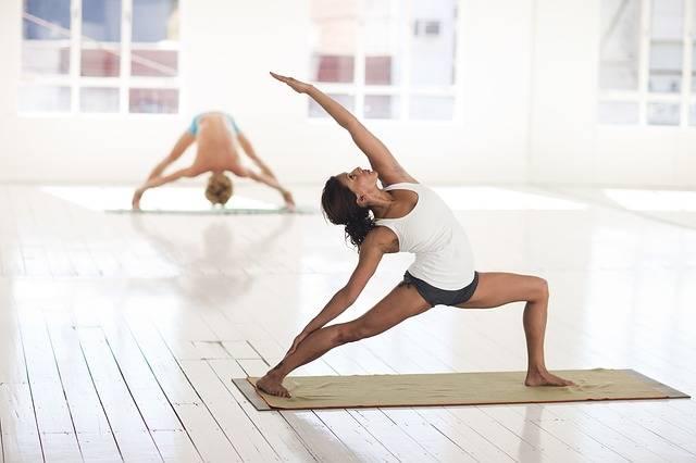 Yoga Asana Pose - Free photo on Pixabay (722654)