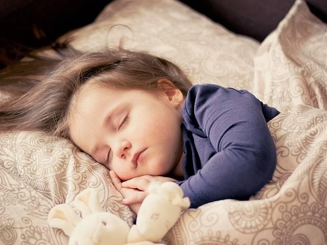 Baby Girl Sleep - Free photo on Pixabay (722776)