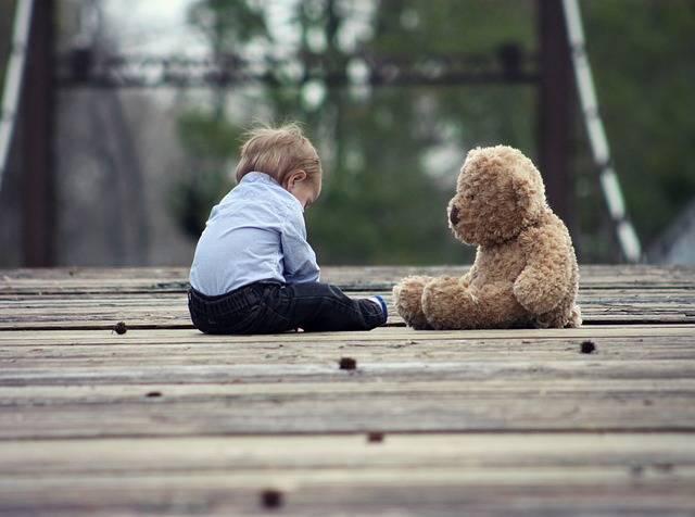 Baby Teddy Bear Play - Free photo on Pixabay (722790)