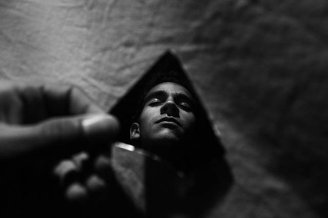 Mirror Man Darkness - Free photo on Pixabay (723985)
