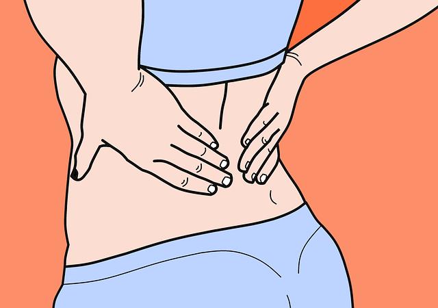 Backpain Back Pain - Free image on Pixabay (724210)