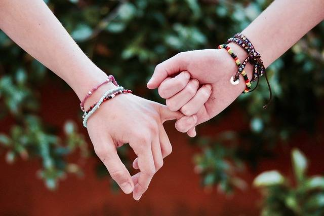 Friendship Hands Union - Free photo on Pixabay (724779)