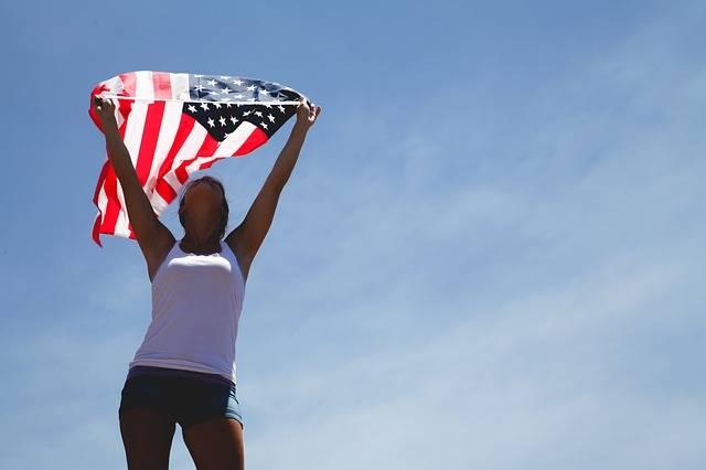 America American Flag - Free photo on Pixabay (724783)