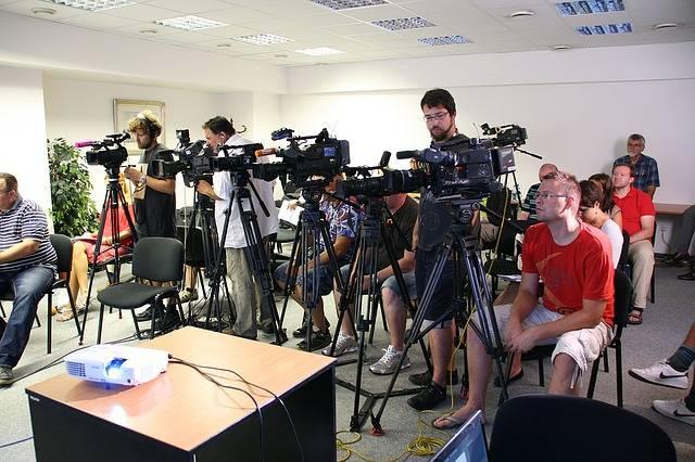 Press Conference Journalist Media - Free photo on Pixabay (724788)
