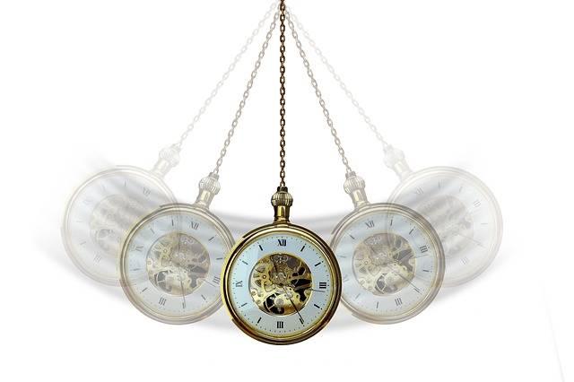 Hypnosis Clock Pocket Watch - Free photo on Pixabay (725160)