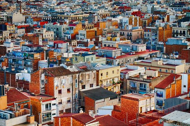 Town Buildings Urban - Free photo on Pixabay (725240)