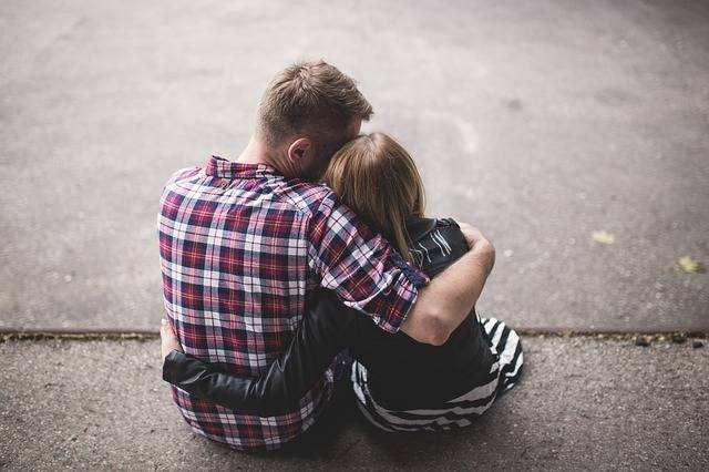 Couple Friends Love - Free photo on Pixabay (725316)