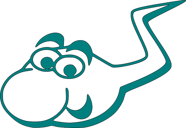 Sperm Semen Green - Free vector graphic on Pixabay (725513)