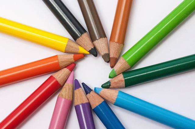 Colored Pencils Colour - Free photo on Pixabay (725974)