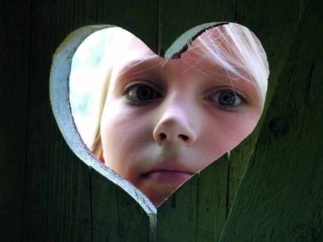 Opening Heart Face - Free photo on Pixabay (726099)