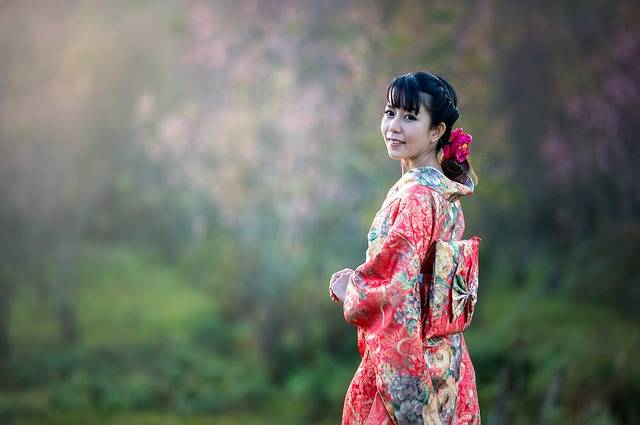 Beauty Asia Seductive - Free photo on Pixabay (726389)