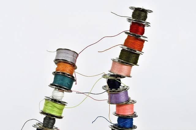 Thread Yarn Sew Sewing - Free photo on Pixabay (727150)