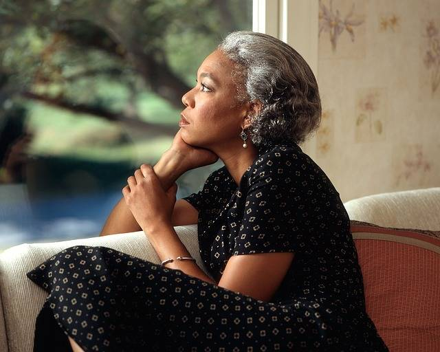 Pensive Female Woman Window - Free photo on Pixabay (727151)