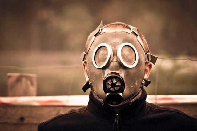 Gas Mask Poison Protection - Free photo on Pixabay (727196)