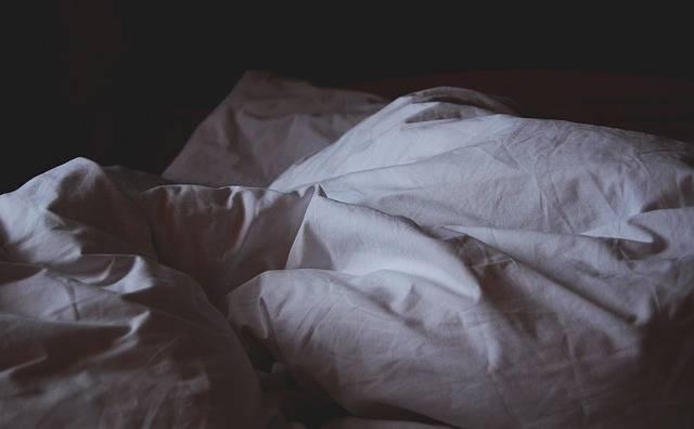 Bed Linen Awake Crumpled - Free photo on Pixabay (727550)