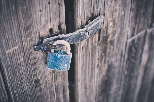 Padlock Shed Locked - Free photo on Pixabay (727560)