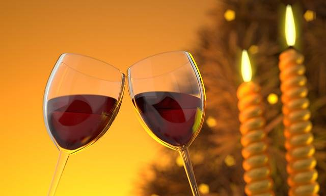 Wine Glass Alcohol Of - Free photo on Pixabay (727630)